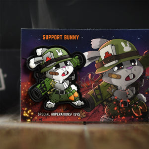 Special Hoperations Support Bunny