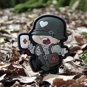 Tiny Hats: WWII Medic Class