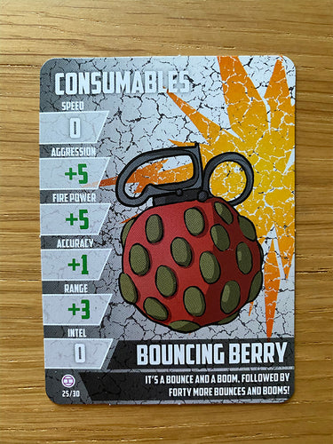 Bouncing Berry - Consumable