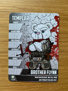 Brother Flynn - Teddy Templar