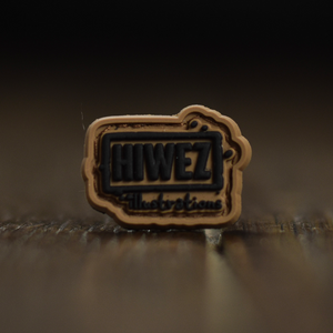 """Coyote Tan"" Hiwez 1"" signature patch"