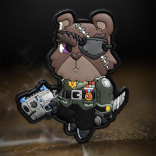 Load image into Gallery viewer, Tactical Teddies® Comm. Gen. Caedes patch