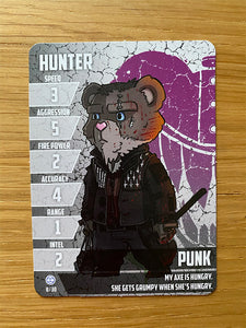 Punk - Hunter