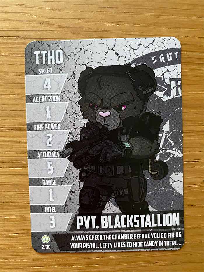 Pvt. Blackstallion - TTHQ