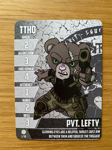 Pvt. Lefty - TTHQ
