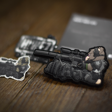 Load image into Gallery viewer, Tactical Teddies® Skope Night Ops limited edition patch