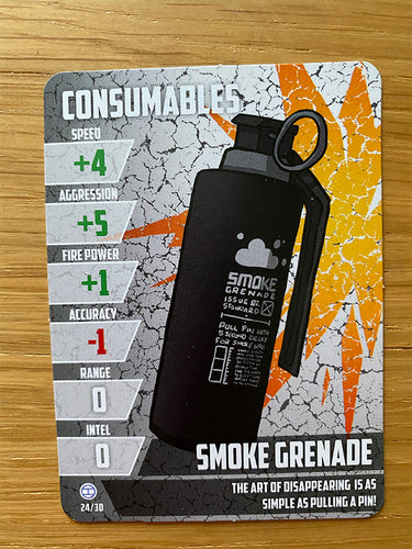 Smoke Grenade - Consumable