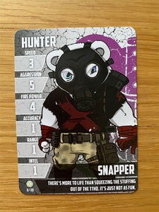 Snapper - Hunter