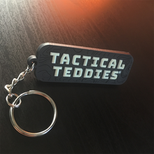 Load image into Gallery viewer, Tactical Teddies® Patch and Keyring bundle
