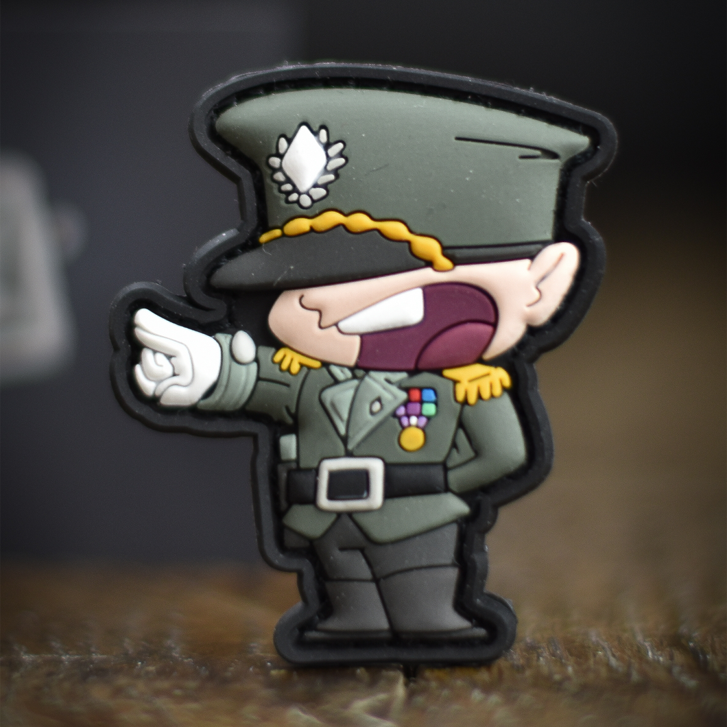 Tiny Hats: WWII Command Class