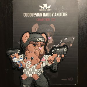 Cuddlesign Daddy and Cub: Chapter 3