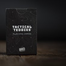 Load image into Gallery viewer, Tactical Teddies® Playing Cards