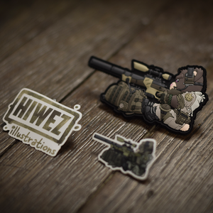 Tactical Teddies® Skope Desert Ops limited edition patch