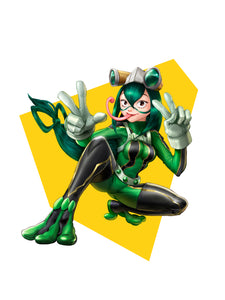 """Froppy"" Full Body by Dominic Glover"
