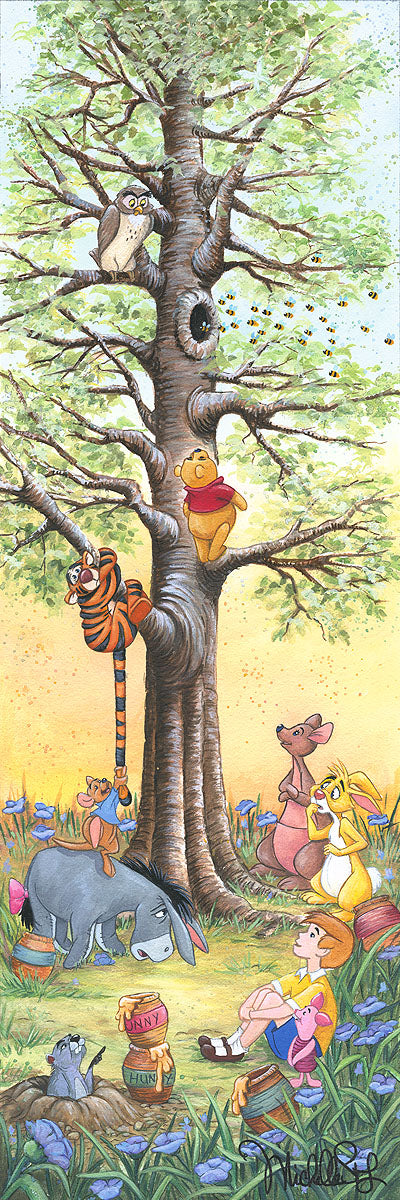 """Tree Climbers"" by Michelle St. Laurent"