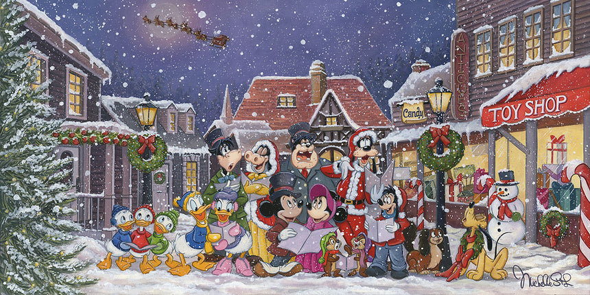 """A Snowy Christmas Carol"" by Michelle St. Laurent"
