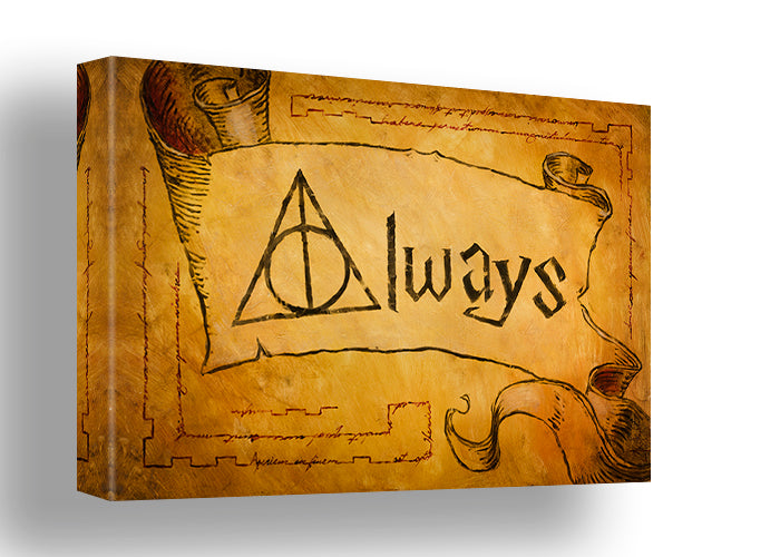 Always Banner by Christopher Clark