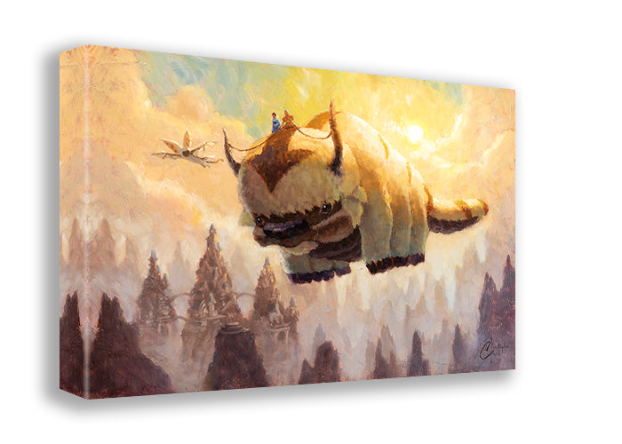 Appa, Yip Yip! by Christopher Clark
