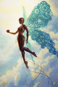 Ascending Eve by Christopher Clark