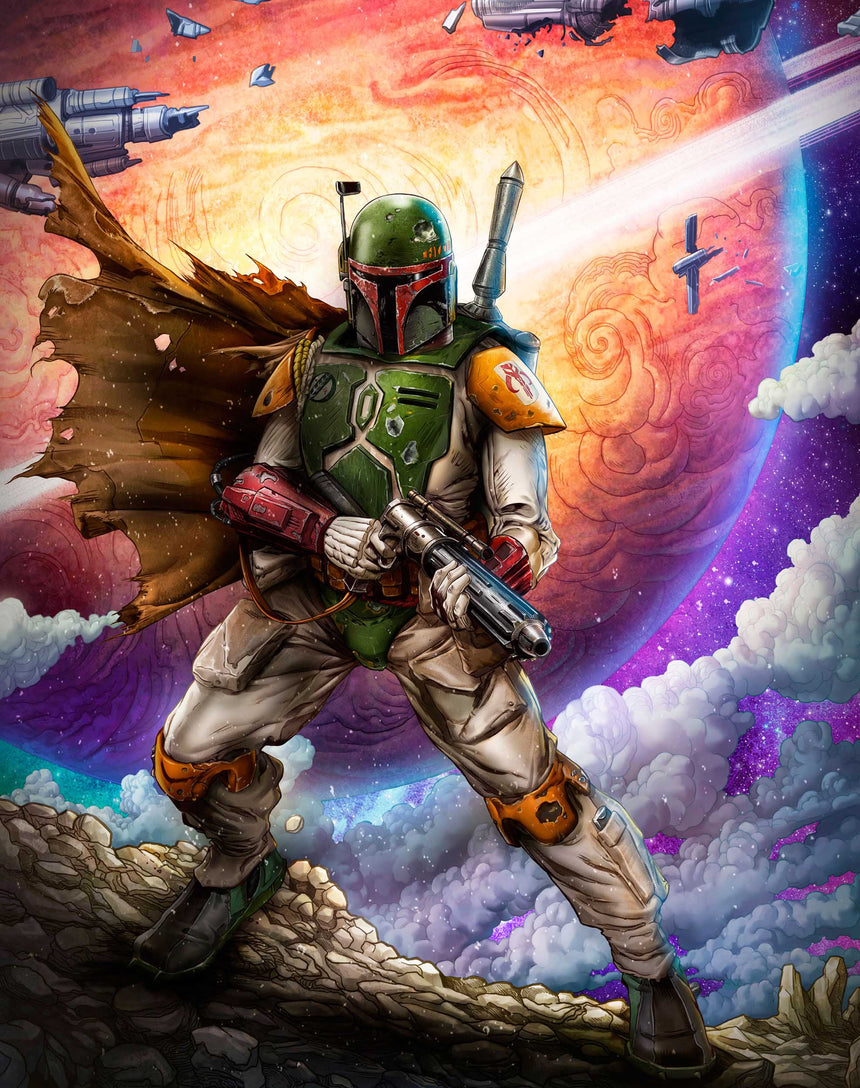 Boba Fett by Dominic Glover