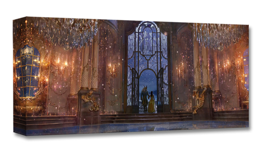 Castle Ballroom (Interior) by Disney Concepts