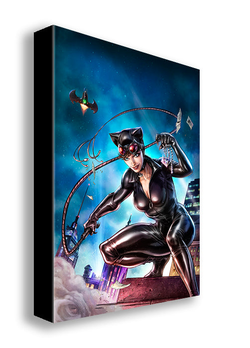 Catwoman by Dominic Glover