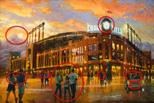 "Load image into Gallery viewer, ""Coors Field"" by Christopher Clark"