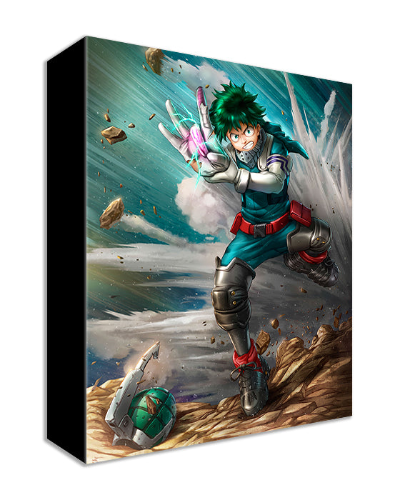DEKU by Dominic Glover