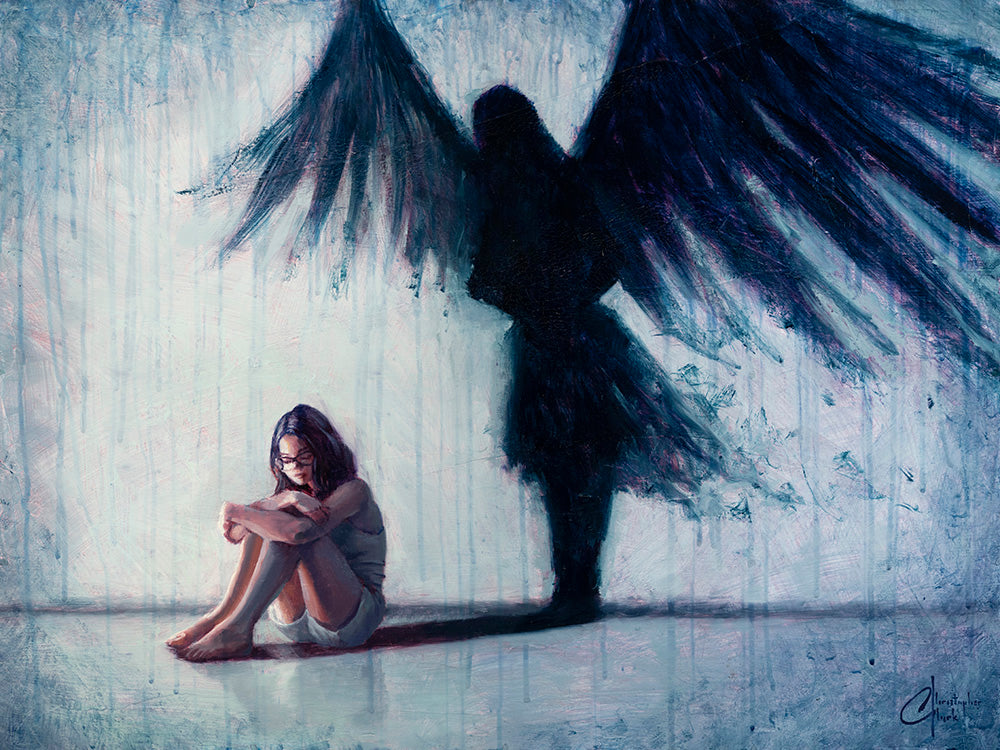 Dark Angel by Christopher Clark