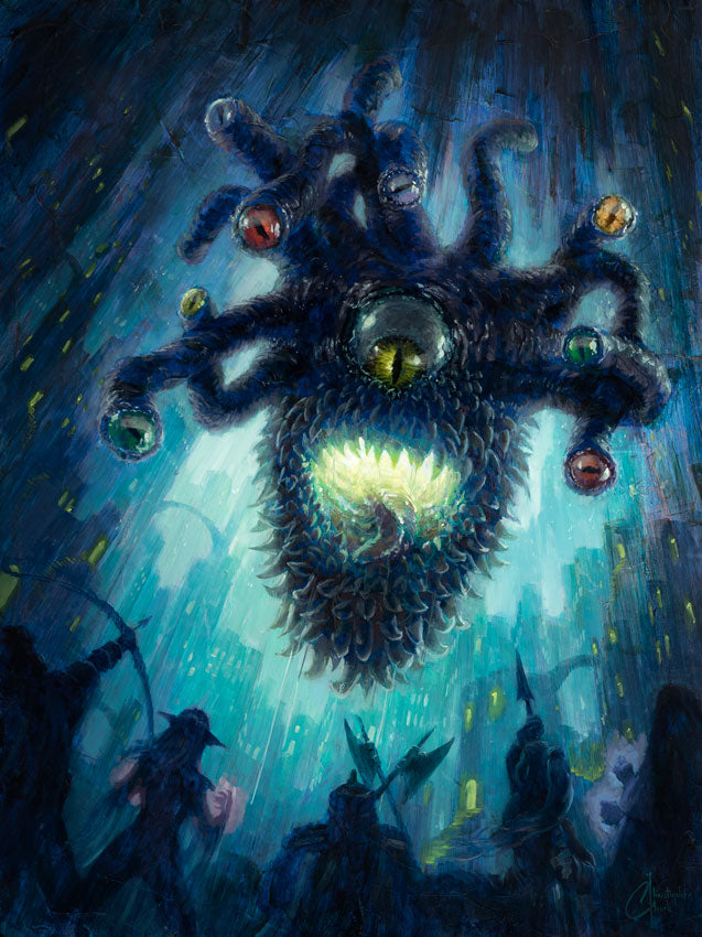 The Beholder by Christopher Clark