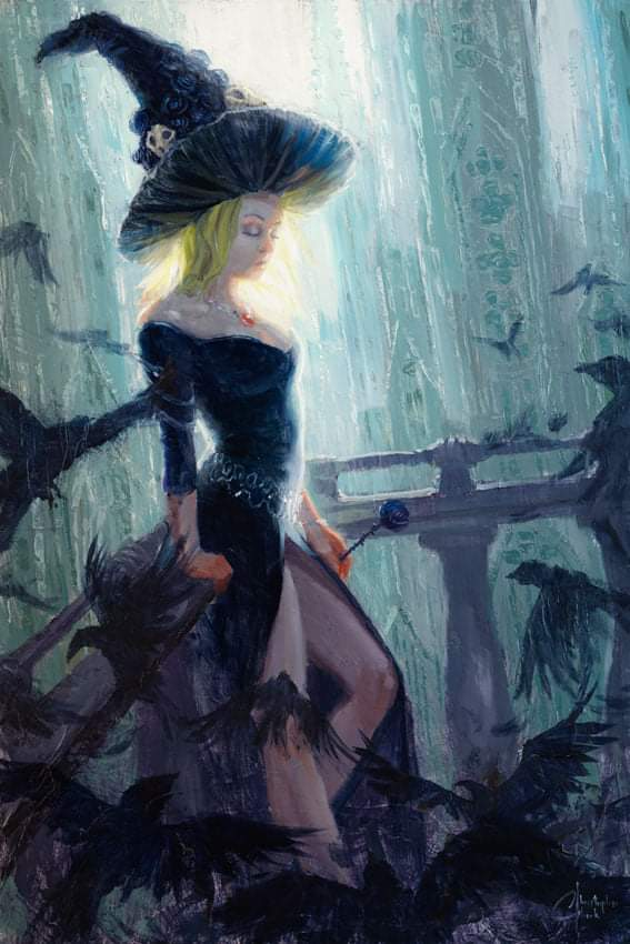 Witch of The Black Rose by Christopher Clark