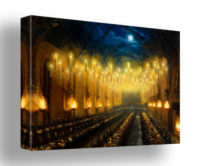 Great Hall by Christopher Clark