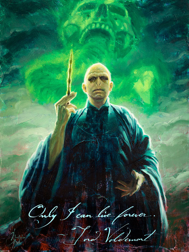 Lord Voldemort by Christopher Clark