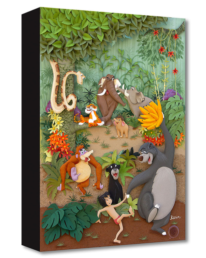 """Jungle Jamboree"" by Karin Arruda"