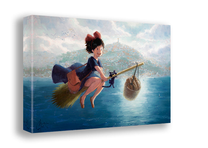 Kiki's Delivery Service by Christopher Clark
