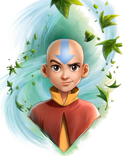 Legacy Avatar Aang by Dominic Glover