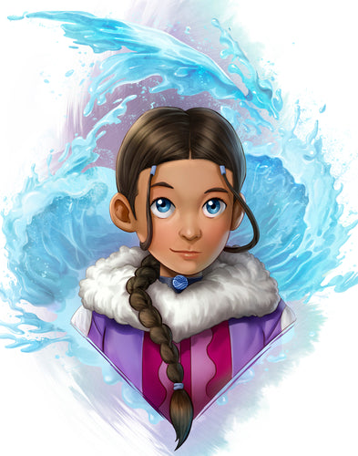 Legacy Katara by Dominic Glover