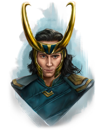 Legacy Loki by Dominic Glover