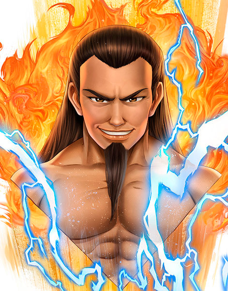Legacy Firelord Ozai by Dominic Glover