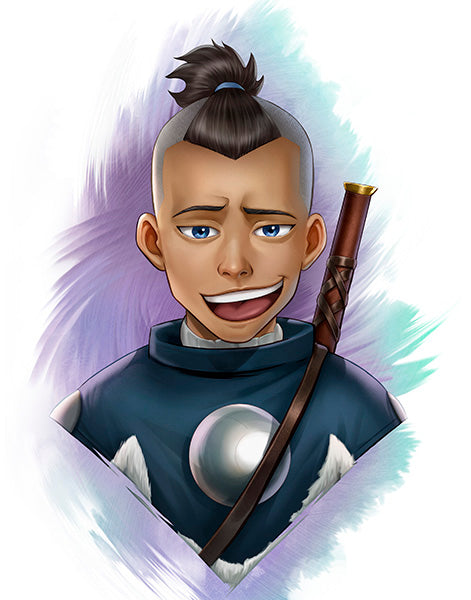Legacy Warrior Sokka by Dominic Glover