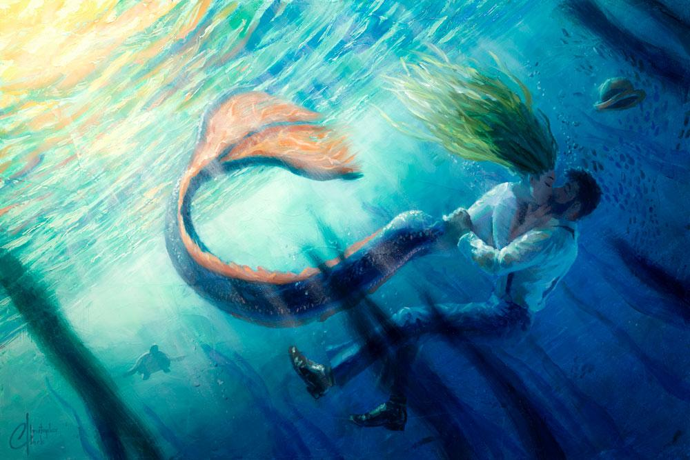Mermaid Affair by Christopher Clark