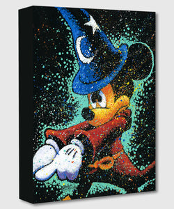 """Mickey Casts A Spell"" by Stephen Fishwick"