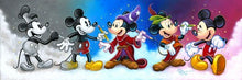"Load image into Gallery viewer, ""Mickey's Creative Journey"" by Tim Rogerson"