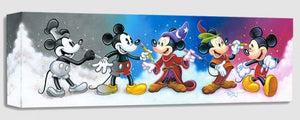 """Mickey's Creative Journey"" by Tim Rogerson"