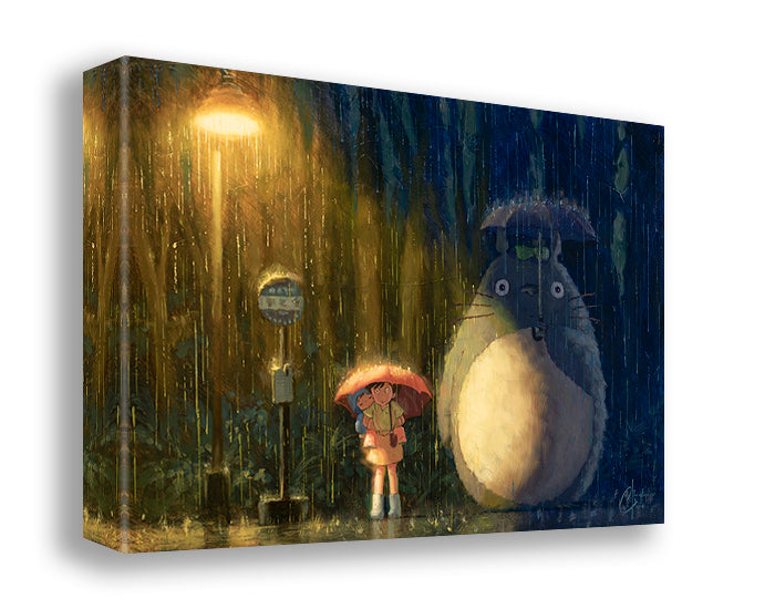 My Neighbor Totoro by Christopher Clark