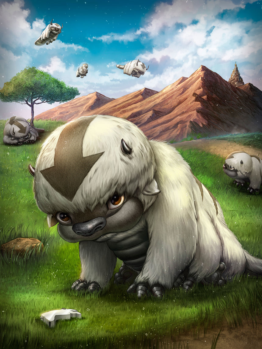 Baby Appa by Dominic Glover