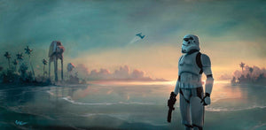 """Scarif Forces"" by Rob Kaz"