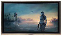 "Load image into Gallery viewer, ""Scarif Forces"" by Rob Kaz"