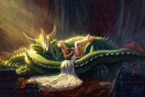 Sleeping Dragon by Christopher Clark