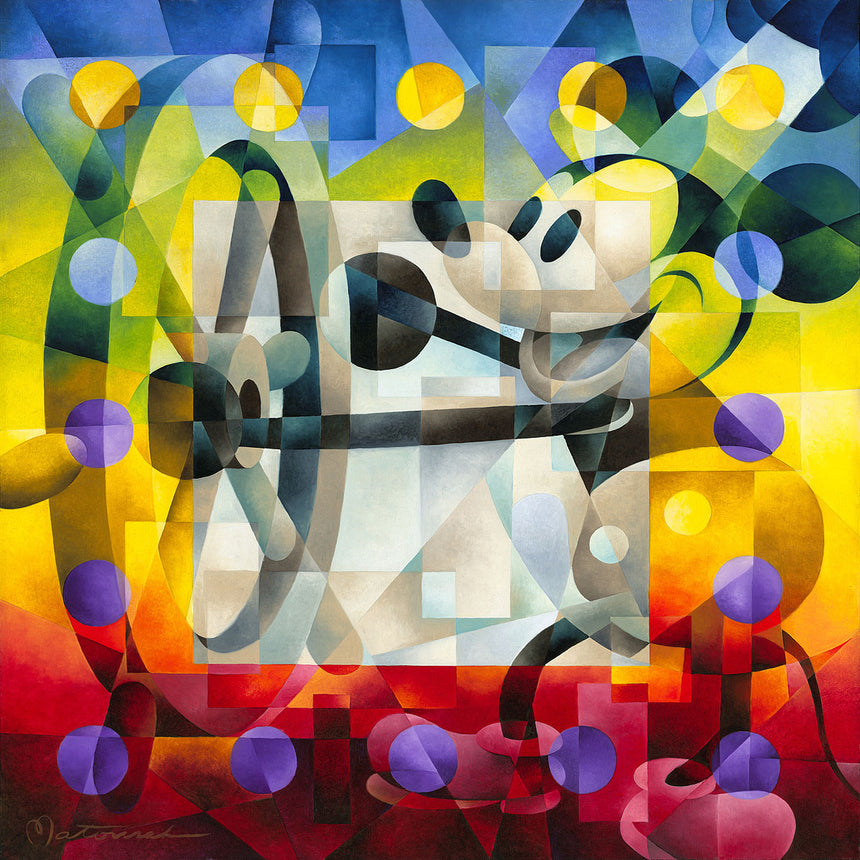 """Steamboat Willie"" by Tom Matousek"
